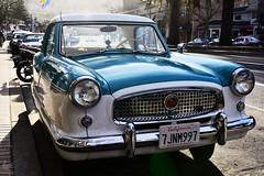 Nash Metropolitan (roijoy) Tags: auto classic car san francisco castro nash metropolitan dsc40841