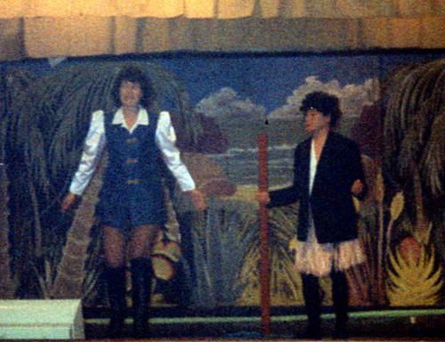1997 Robinson Crusoe 12 (Jill Travis, Ted Hampton)