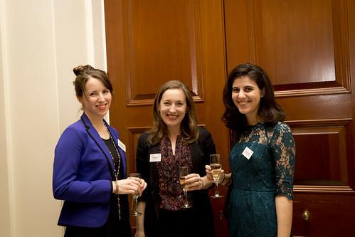 Alumni Reception - Ambassadors Residence