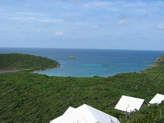 View of Saltpond Bay
