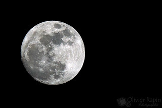 Ce soir c'est pleine lune