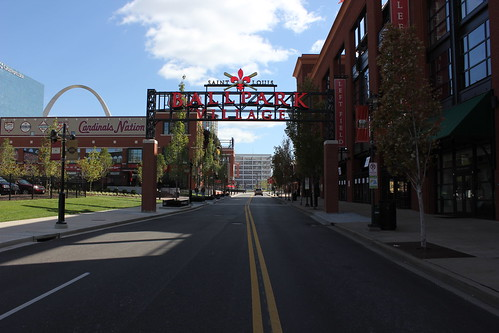Ballpark Village, St. Louis, MO