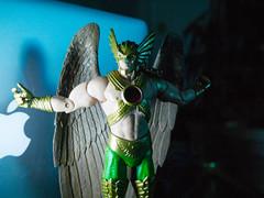 The Winged Wonder (misterperturbed) Tags: dccomics justiceleagueofamerica jla hawkman thanagar dccollectibles thanagarian katarhol