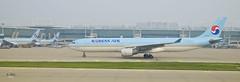 Korean Air Airbus A330 (A. Wee) Tags: korea  incheon airport  seoul  koreanair  airbus a330 a330300