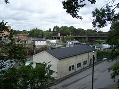 Kraftverk i Glomma vid Sarpsborg (tompa2) Tags: sarpsborg norge glomma flod lv vattendrag kraftverk bro