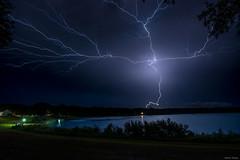 Lightning (mwjw) Tags: storm nature lightning electrical umatilla nikon24120mm lakepearl markwalter nikond800 mwjw