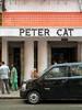 well known in Kolkata (S_Artur_M) Tags: indien india travel reise kolkata peter cat restaurant panasonic lumix tz10