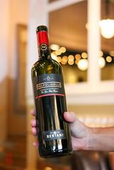 Valpolicella wine (luyaozers) Tags: nyc wine manhattan food restaurant upscale luxury dining yummy park avenue summer alcohol bottle