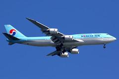 Korean Air   Boeing 747-8I   HL7636   Hong Kong International (Dennis HKG) Tags: koreanair ke kal boeing 747 7478 7478i boeing747 boeing7478 boeing7478i aircraft airplane airport plane planespotting hongkong cheklapkok vhhh hkg hl7636 skyteam canon 7d 100400