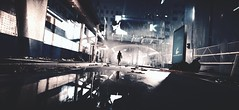 Mirror's Edge (The Bearer Of Victory) Tags: mirrorsedgecatalyst mirrorsedge scenery rain freecamera flycam hattiwatti cinematictools reshade ea eadice dice