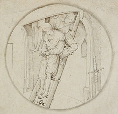 Hanging the wealthy in the chimney (petrus.agricola) Tags: drawing pieter bruegel elder
