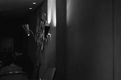 (Camila Iquiene) Tags: mirror caf blackandwhite pretoebranco espelho    juizdefora bendito 50mm