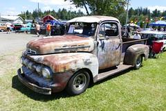 1951 Ford (bballchico) Tags: 1951 ford pickuptruck billetproof carshow gaylordschroeder