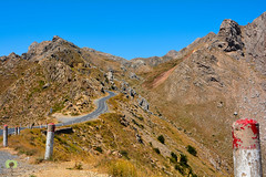 Route de Tikjda (Ath Salem) Tags: algrie tiziouzou at boumahdi tikjda bouira montagne djurdjura main du juif thaletat altitude moutain promenade tourisme dcouverte fort route vertige             stade kabylie