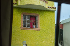 Dominican Home Life (Paige.gibson) Tags: view pretty dominican dominicanrepublic republicadominicana window city street fruit