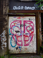 Graffiti in Zrich 2015 (kami68k []) Tags: zurich zrich 2015 graffiti illegal bombing tag tags tagging handstyle handstyles jugo gano trc fluid inf kcbr rizm liker shon nck ats