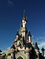 Disneyland, Paris (Rita CFaria) Tags: disneyland paris france europe aumusement park castle sleeping beauty sleepingbeautycastle