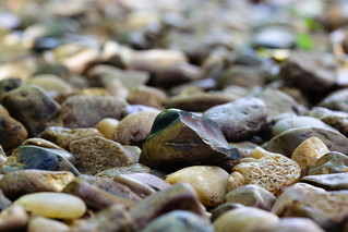 Stones and more stones