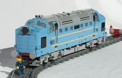 11. SAM_0896 DP1 edit (wes_turngrate) Tags: lego model moc delticdp1 diesellocomotive prototype