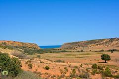 Valle dbouchant sur la plage de Marsa Ash-Sheikh (Ath Salem) Tags: algrie algeria coast cte mditerrane mediterranean          sea algerian beach amazing mostaganem cap ivi ouled boughalem plage sable phare ben abdelmalek ramdane      fin