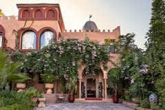 SCO7056 (ScottD Photography) Tags: morroco africa hotel atlas mountain kasbah tamadot richard branson sun holiday nikon d800 outdoor