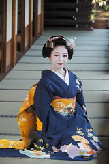 Maiko20161016_12_07 (kyoto flower) Tags: eiunin temple toshimomo kyoto maiko 20161016     hirokunidoi