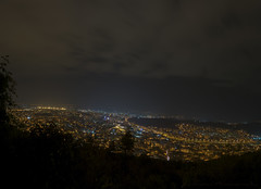A part of Sliven City (owner1233) Tags: sliven city nightphotography bulgaria lowlight nightsky nightpanorama midnight panorama longexposure longexposurephotography lights tripod nikon nikonphotography d3300 houses buildings roads clouds rainy