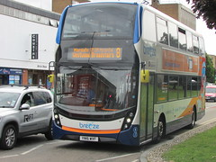Stagecoach East Kent 15266 (Mooky.Dog) Tags: 15266 breeze mmc enviro400 scania canterbury stagecoacheastken