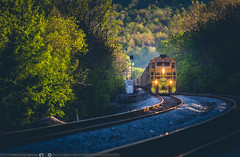 Webster Siding (benpsut) Tags: bprr bprr3333 buffaloandpittsburgh csx csxmonsub csxt railroad shortline trains monessen pennsylvania unitedstates us