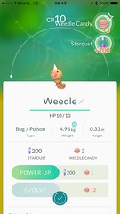 Pokémon GO (UX Examples (Mobile Games)) Tags: 2016 pokémongo niantic collections