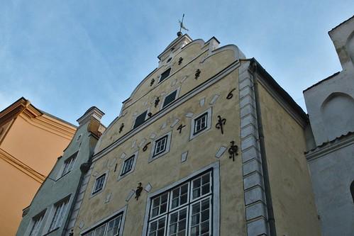 Three Brothers, Riga