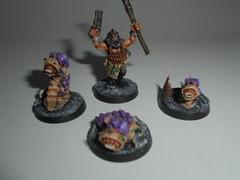 beast masters (whitewashcommissions) Tags: goldenage