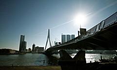 Rotterdam (nestje) Tags: rotterdam dutchpinballmuseum erasmusbrug