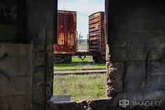 CSX (AP Imagery) Tags: railroad history abandoned train decay ky tracks owensboro csx urbex
