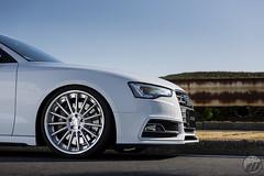 KREIS 5 Audi S5 on WORK Gnosis GR201 / GR202 (WORK Wheels Japan) Tags: work audi gnosis s5 kreis5 workwheels gr202 gr201