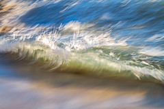 shorebreak (allykatimages) Tags: ocean motion beach landscape break wave shore laguna 2014 woodscove