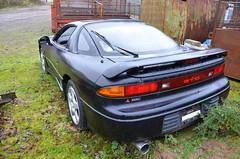 1991/2 Mitsubishi GTO Twin Turbo 2/3 (MattLikesCars) Tags: 1991 1992 mitsubishi gto twin turbo import jdm autosalvage dumfries