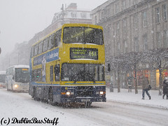 RV539 - Rt16A - O'ConnellSt - 211210(large) (dublinbusstuff) Tags: airport blizzard summerhill dublinbus nutgrove volvoolympian route16a rv539