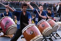 Taiko Drummers 3