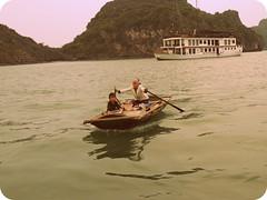 DSCN2934-Vintage Vietnam-Ha Long Bay (CBourne007) Tags: building vintage river asia vietnam hoian hanoi hue mekongriver