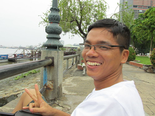 Quang, Couchsurfing, Vietnam