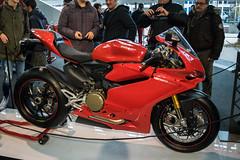 Ducati 1299 Panigale S (19Cefa94) Tags: nikon indoor s engines bologna brakes 1855 ducati motorshow desmo brembo 2014 1199 1299 panigale d5300