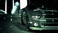 Contemplation, Cool I (NiePhotography) Tags: city bridge 6 snow ford car night digital cool highway emotion time muscle stage sony 7 pd special route entertainment nighttime filter freeway shelby gran mustang turismo v8 contemplation gt6 polyphony gt500