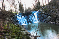 Wasserfall (bikybadybadybiky) Tags: trees panorama green water waterfall amazing fantastic wasser wasserfall great natur picture awsome bume priroda voda nofilter photooftheday niceday wunderschn photobyme pejsaz vodopad natureonly naturelovenaturhippys