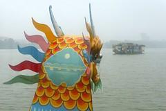 Perfume River (McTumshie) Tags: boat vietnam dragonboat hue perfumeriver