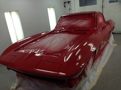 """1966 Corvette StingRay • <a style=""""font-size:0.8em;"""" href=""""http://www.flickr.com/photos/85572005@N00/15937010681/"""" target=""""_blank"""">View on Flickr</a>"""