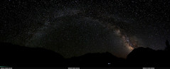 Night Sky in Darkot Valley, Yasin in Gilgit-Baltistan, Pakistan