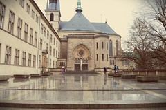 Cathedral Notre-Dame, Luxembourg City