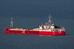 "Ancona, Marche, Italy - Cargo ""Lucky Sea"" (bygdb - Gianni Del Bufalo) Tags: sea boat mare ship cargo nave freighter limassol  chiatta cargoboat   ipo       kruo kargoipo luckysea"