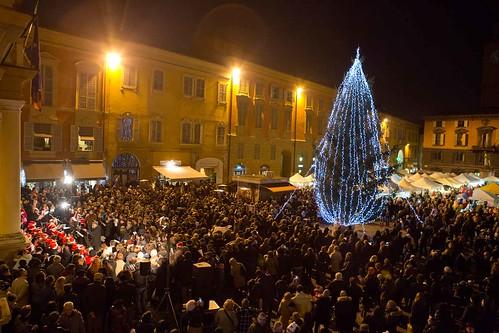 Natale 2014_accensione dall'albero Natale